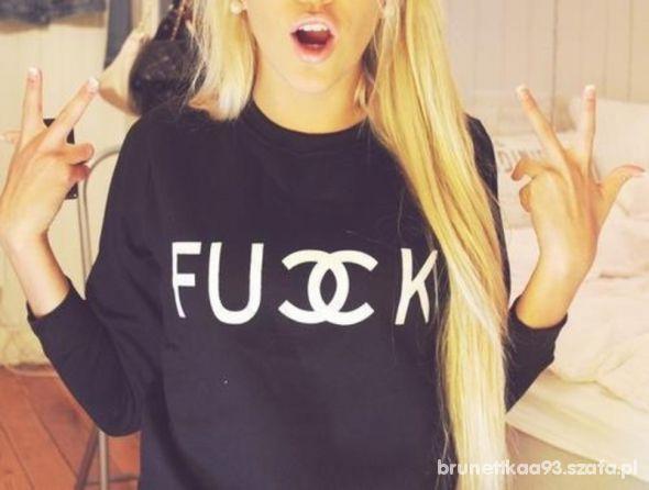 Bluza Fuck Chanelka