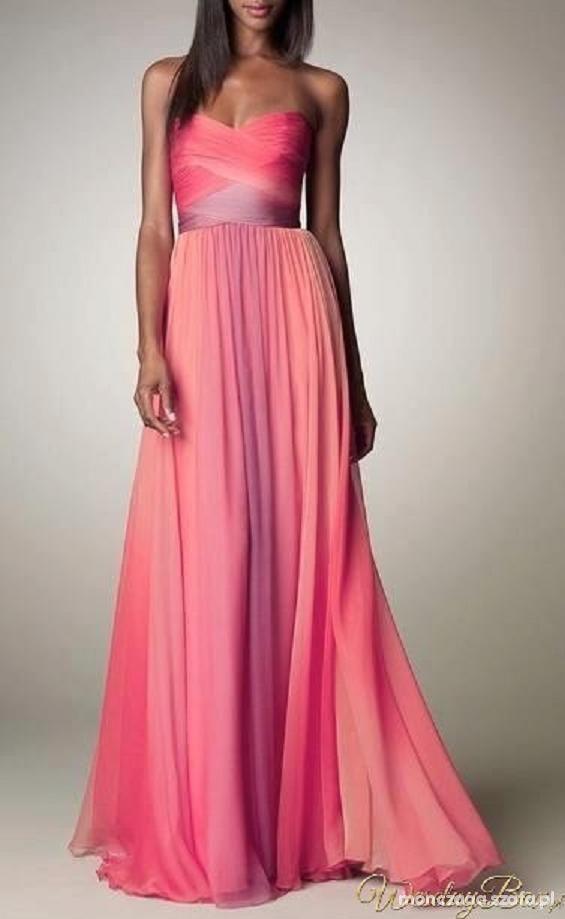 Wieczorowe Sukienka dla druhny