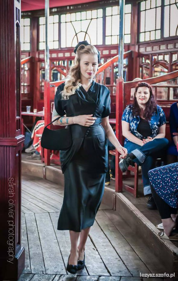 Brighton Vintage Fashion Show