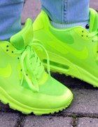 NIKE AIR MAX HYPERFUSE VOLT YELLOW NEON