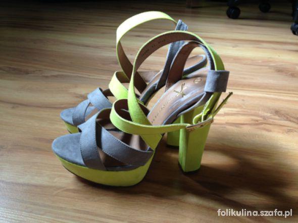 Sandały PRIMARK
