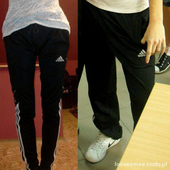 spodnie dresowe adidas DIY