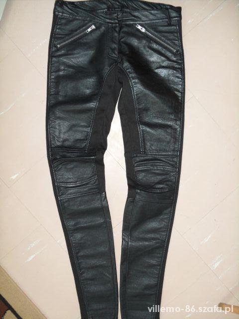 biker leather pants DIY