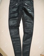 biker leather pants DIY