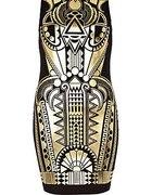sukienka aztecka
