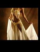 Strój do tańca brzucha belly dance