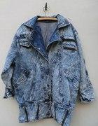 marmurkowa kurtka zip