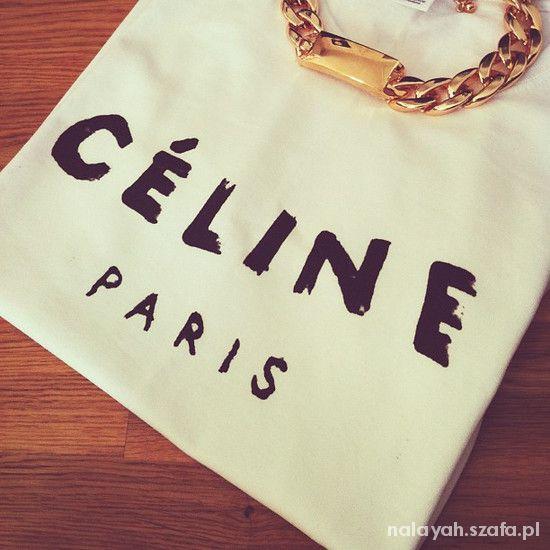 T shirt Celine...