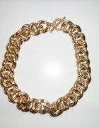 Złoty łańcuch jak Rihanna