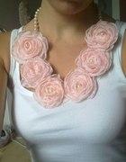 Pudrowe różyczki