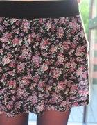 modna spódnica we wzory