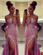 cudowna suknia...