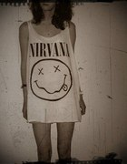 koszulka nirvana...