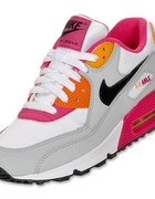 Nike air max 90 orange grade school