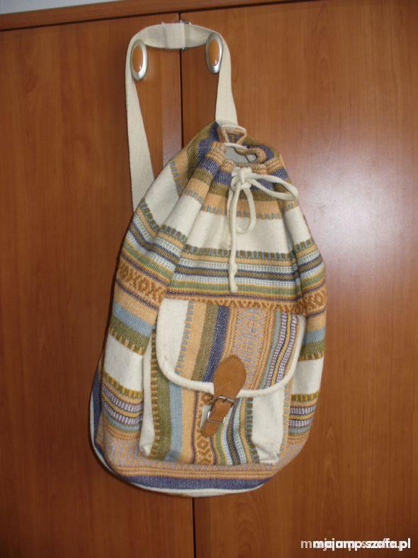 WOREK AZTEK plecak