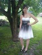 Moja stylizacja z wesela dwa lata wstecz