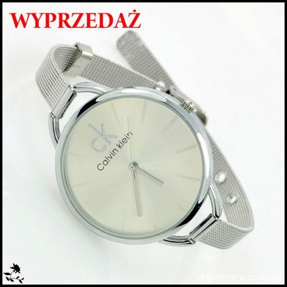 zegarek CALVIN KLEIN CK wyprzedaż nowy