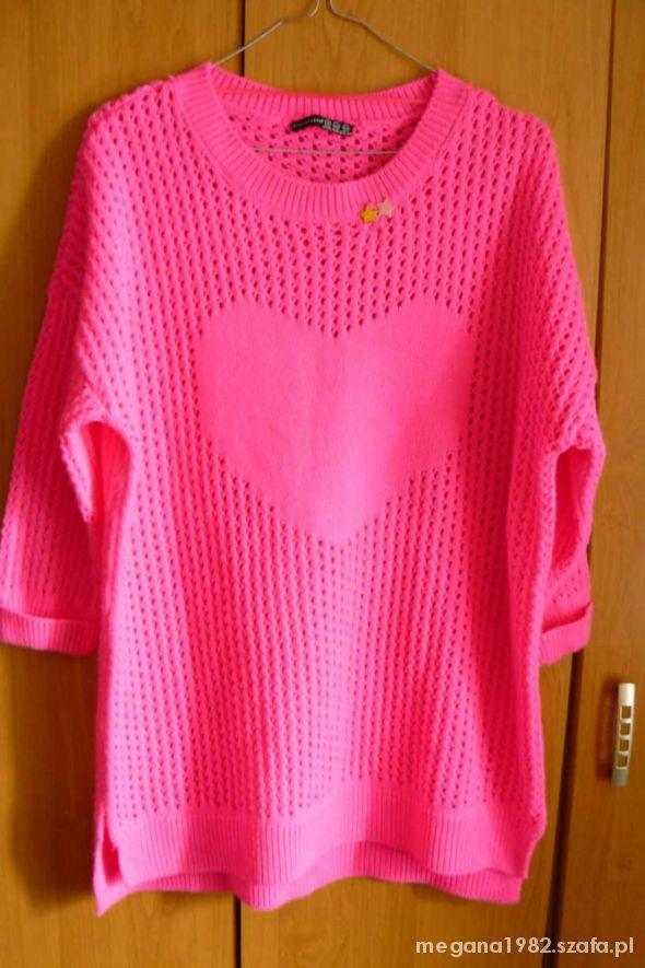 Neonkowy Sweterek Atmosphere