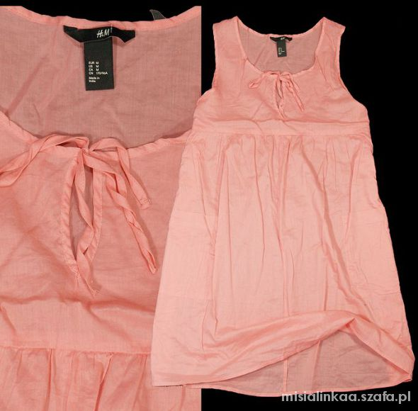 sukienka luźna H&M