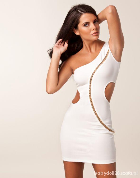 Na specjalne okazje LITTLE WHITE DRESS