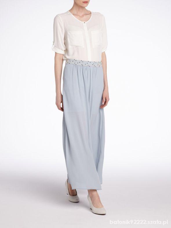 Śliczna spódnica z perełkami...