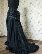 Wiktoriańska spódnica