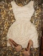 Moja stylizacja na weselisko