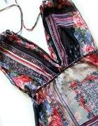 JANE NORMAN kobieca tunika floral 44