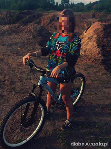 Sportowe na rower