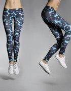 Śliczne legginsy