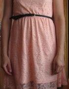 Sukienka House koronkowa