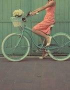wymarzony miętowy rower...