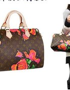 LOUIS VUITTON LV STEPHEN SPROUSE ROSE