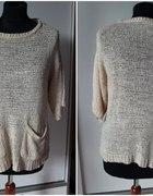 ażurkowy sweter new look