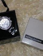 river island zegarek cyrkonie...