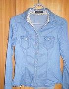 Koszula jeansowa dżins