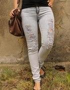Dziurawe spodnie