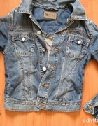 kurtka katanka jeansowa LEVIS 36