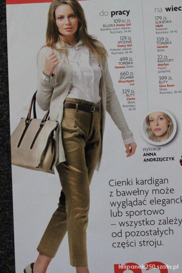 Spodnie Pretty Girl...