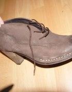 buty skórzane bata