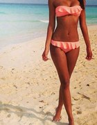 Morelowe bikini FALBANKA...