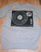 Nowa Oryginalna Bluza dla Dja z Logo konsoli rozmL