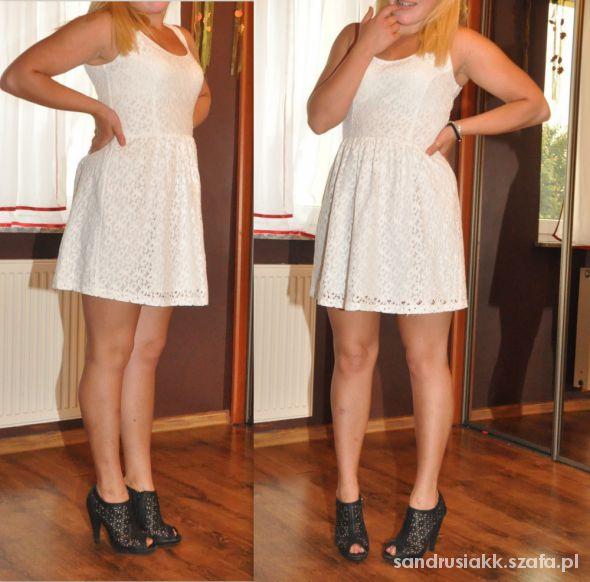 Mój styl prosta ładna sukienka