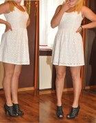 prosta ładna sukienka