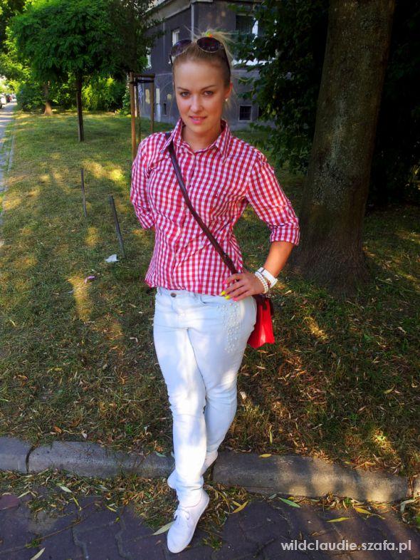 Blogerek Red&white