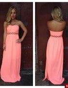 landrynkowa maxi dress...