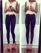 Piękny outfit