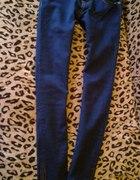 jeansy zipy