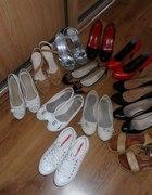 Kolekcja butów letnich