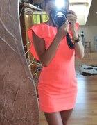 Sukienka neon lato...